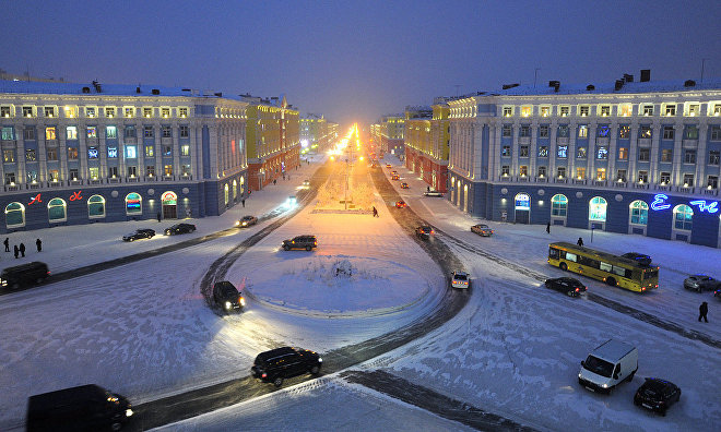 Safe City system to be launched in Arctic cities