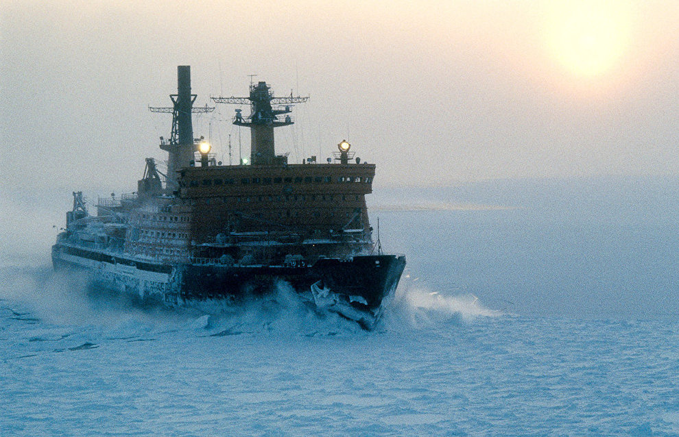 Center for Strategic Research justifies development efficiency of new nuclear super icebreakers