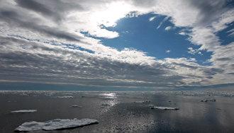 «Роскосмос»: новый остров возник из-за таяния ледника у архипелага Новая Земля