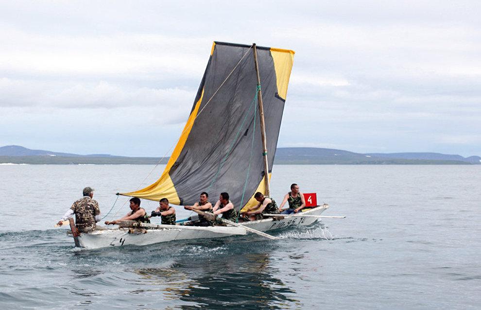Beringia marine hunters' festival held in Chukotka