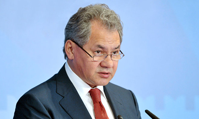 Arctic is Russia's military priority – minister