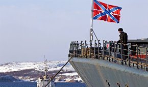 Northern Fleet drills off Taimyr completed