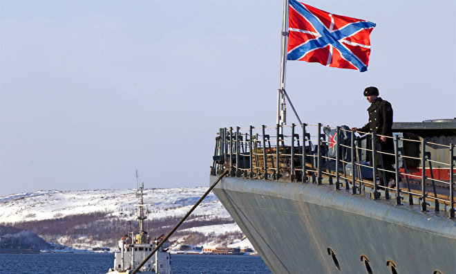 Russia's Northern Fleet gets an Arctic environment protection unit