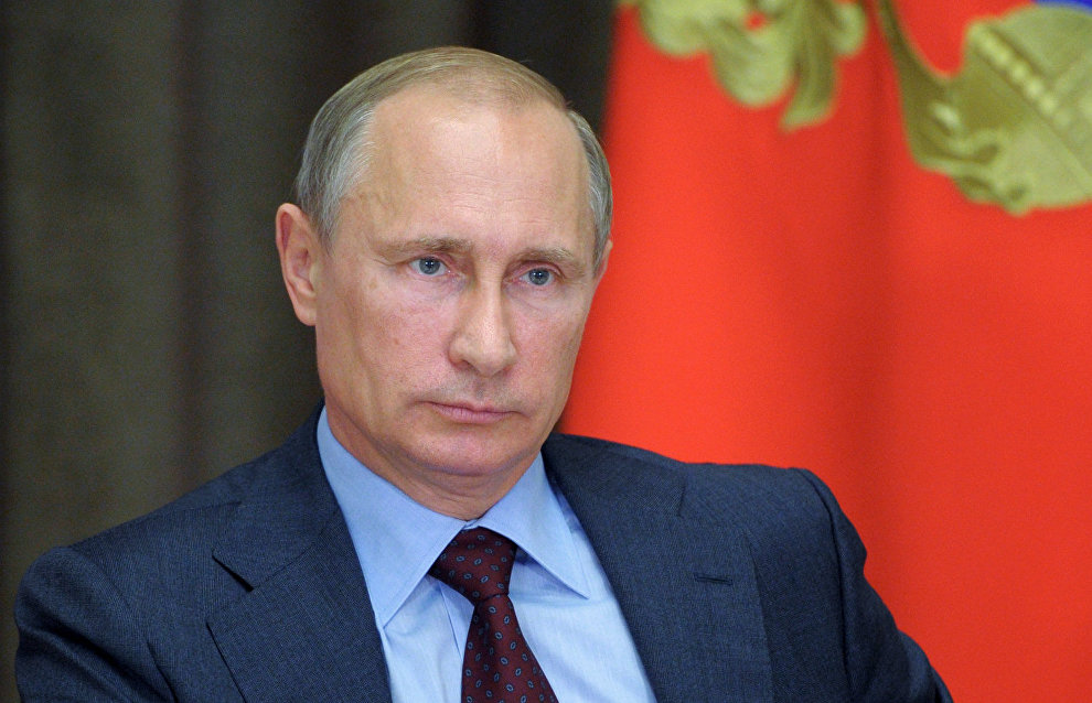 Putin stresses environmental protection in Arctic development