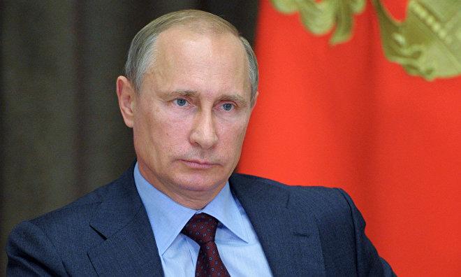 Vladimir Putin approves updated Maritime Doctrine