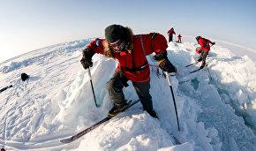 «На лыжах – к Северному полюсу!»