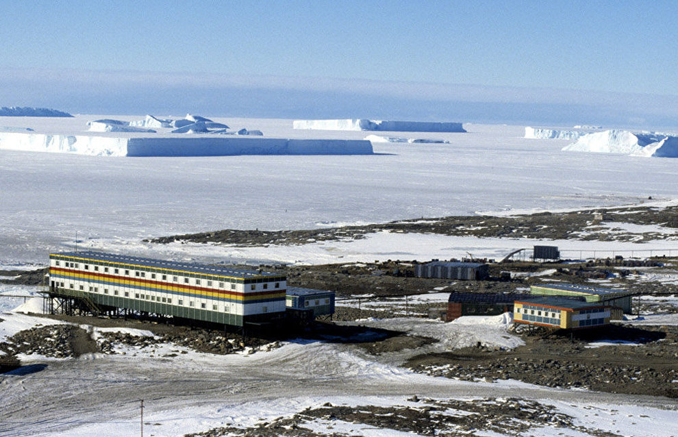 Environment Ministry roadmaps Arctic and Antarctic research stations' development