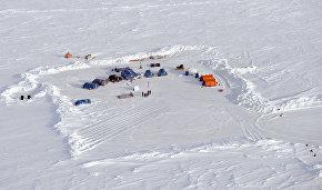 Началась эвакуация людей с дрейфующей станции «Северный полюс – 2015»