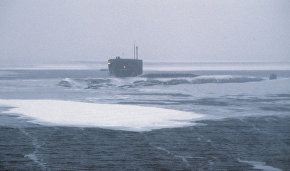 Natural Resources Ministry: Russia puts in a claim for 1.2 mln sq km of the Arctic Ocean shelf