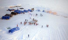 Полярная станция «Северный полюс – 2015» завершила работу