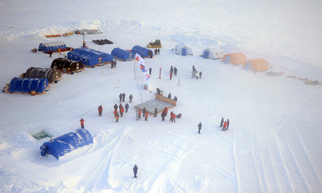 North Pole-2015 drifting station completes its work