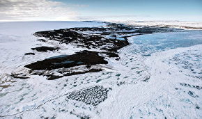 Drifting station: more evidence of Arctic warming