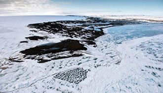 Сергей Фролов: Официальной версии таяния морских льдов быть не может