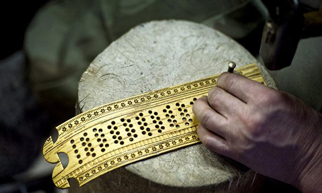 Yugra glorifies its craftsmen