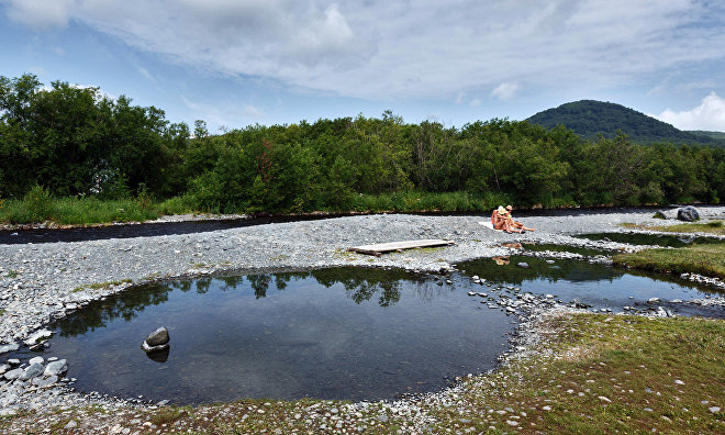 Pym-Va-Shor hot springs to be included on the tourist route