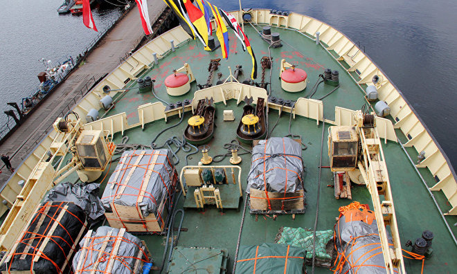 Nuclear icebreaker cruise program to the North Pole may be extended to 2035