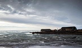 На острове Белый почтили память участников конвоя БД-5