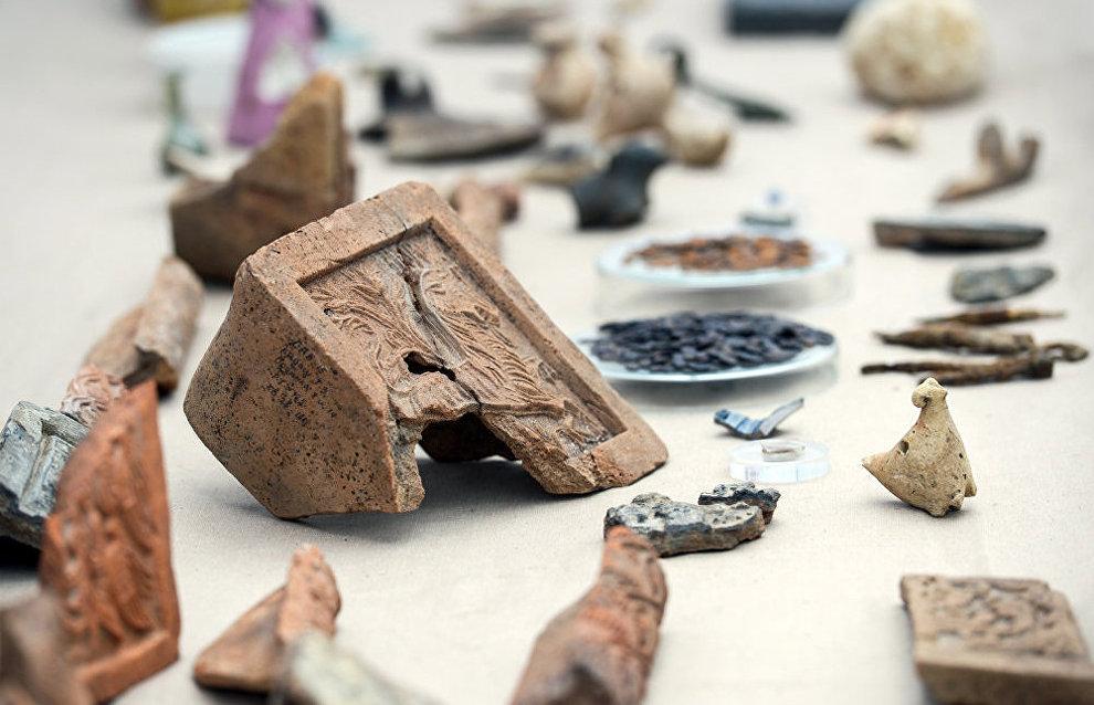 Stone Age dwellings found on Yamal