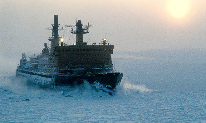 Old icebreakers could be used as floating stations