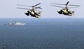 North Fleet muti-branch exercise begins in Arctic