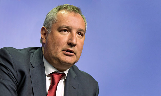 Rogozin: The Arctic cannot be developed without satellite communications