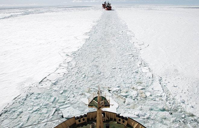 В России началось строительство сверхдальнего морского беспилотника «Сарма»