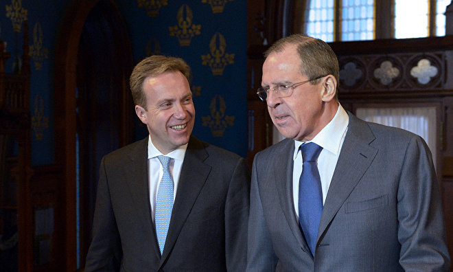 Børge Brende: Norway and Russia continue cooperation in the Arctic