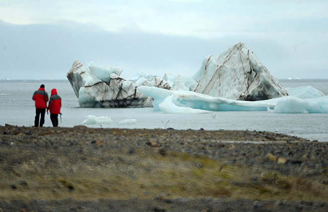 Field season over on Franz Josef Land