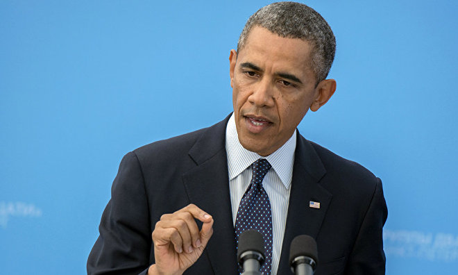 Obama: The international community must reach an agreement on environmental protection