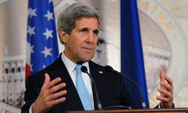 John Kerry proposes preparing a roadmap to save the Arctic