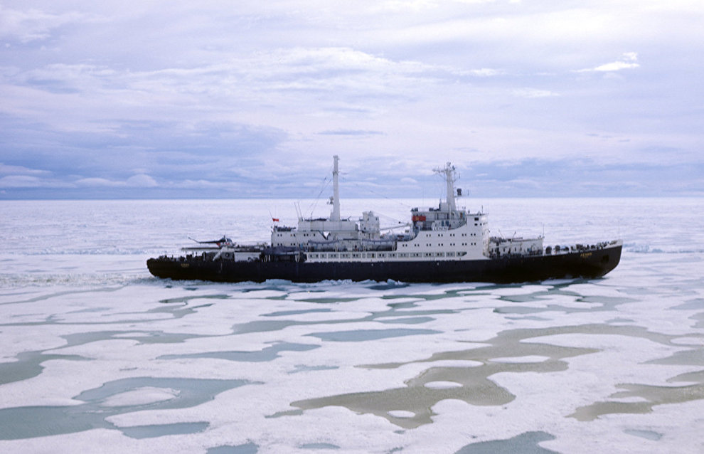 Lenin icebreaker may become a cultural heritage site