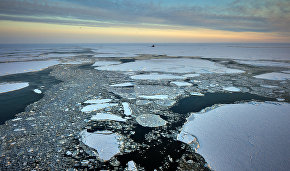 Energy Ministry: Prospect drilling in Arctic seas to start in 2017 or later