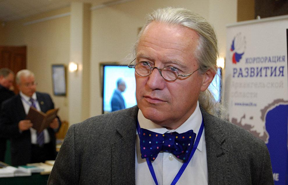 President of the University of the Arctic Lars Kullerud