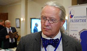 Президент Университета Арктики Ларс Куллеруд