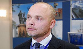 Временный поверенный в делах Исландии в Российской Федерации Хрейнн Палссон