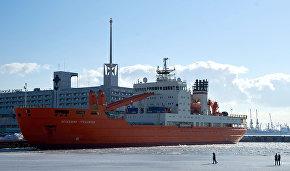 Российско-американская экспедиция выполнила работы на 34 океанографических станциях в Северном Ледовитом океане