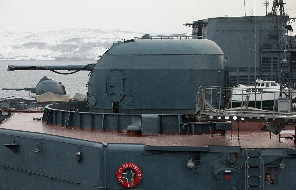 Северный флот успешно завершил масштабные учения в Арктике