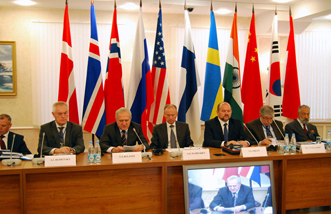 The international conference on Arctic security and sustainable development