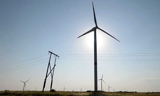 Russia's Nenets Autonomous Area to have its first wind-diesel power station