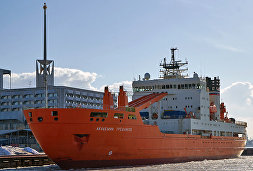 Российско-американская экспедиция по исследованию климата в Арктике завершилась