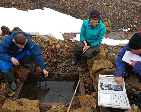 Hydrology studies
