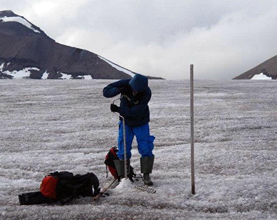 Glacier studies