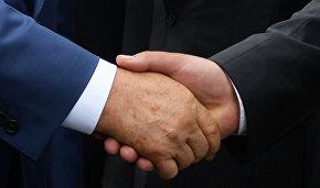 Рогозин: Россия продолжает сотрудничать с зарубежными партнёрами в сфере освоения Арктики