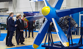 About 1,500 products displayed at the Arctic technology exhibition in Omsk