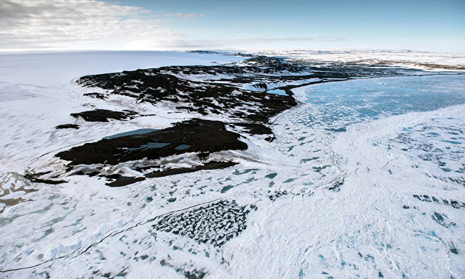 Гидрографы Северного флота открыли девять островов в Арктике