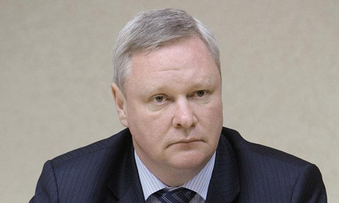 Russian Deputy Foreign Minister Vladimir Titov