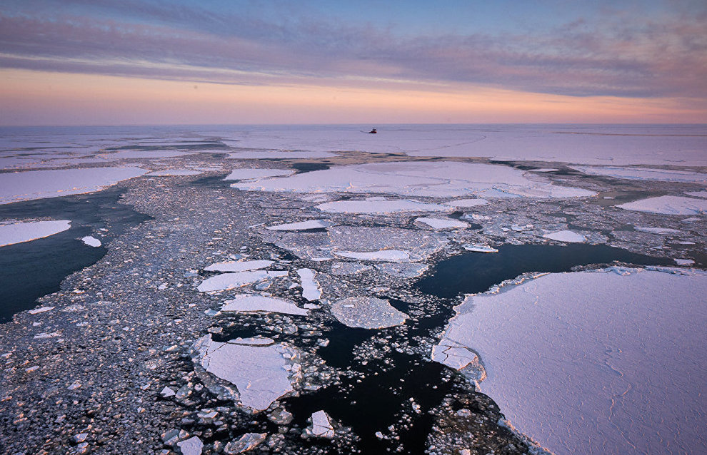 Studying giant craters on the Barents Sea bottom to be continued