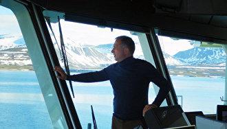 General Director of the Arktikugol State Trust Alexander Veselov