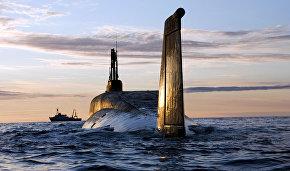 Submarine Yury Dolgoruky completes Arctic training cruise