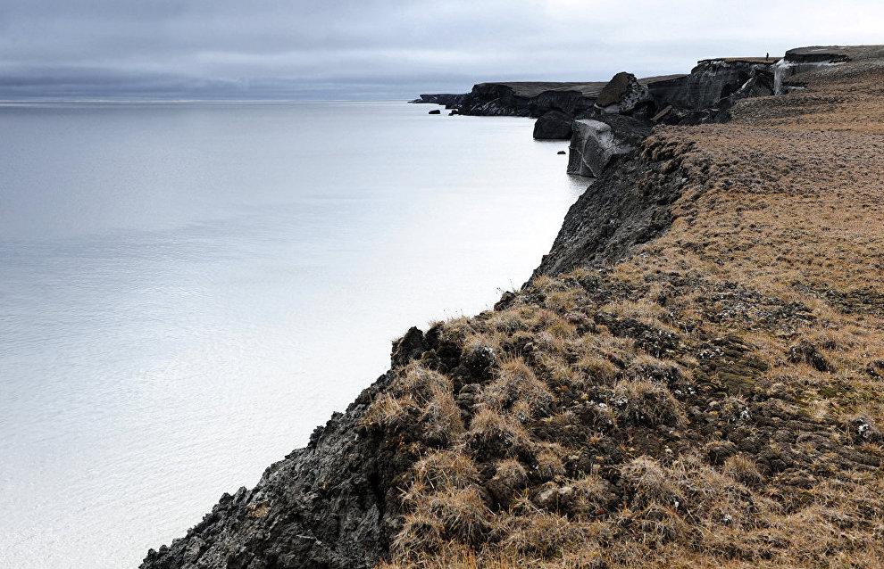 New Siberian Islands